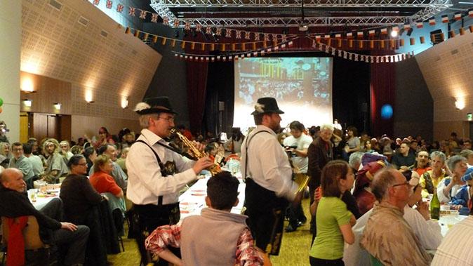 Champagnole 39-2012-soirée bavaroise 2