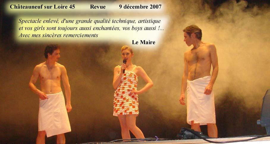 Châteauneuf sur Loire 45 (2007)-orchestre de variété