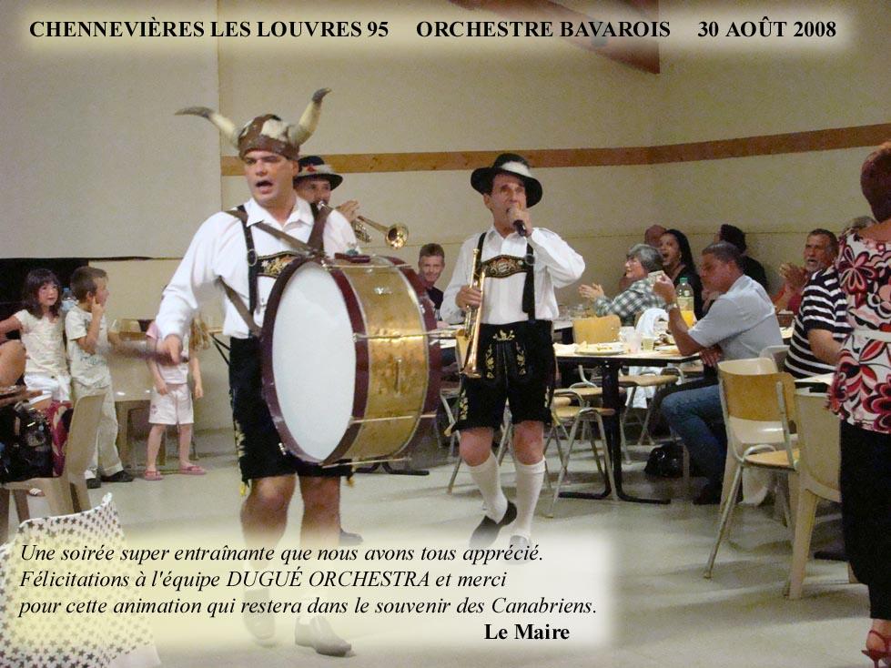 Chennevières les Louvres 95 (2008)-orchestre bavarois 1