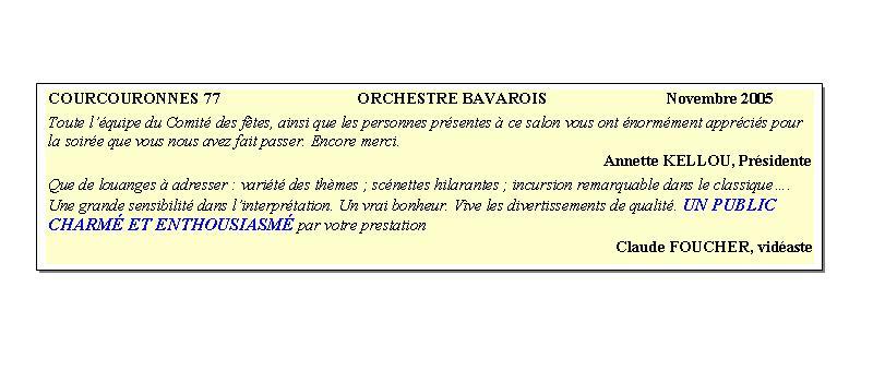 Courcouronnes 77-2005-orchestre bavarois
