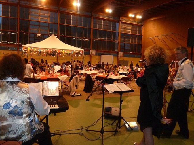 Garges les Gonesse 95 (2011)-orchestre de variété