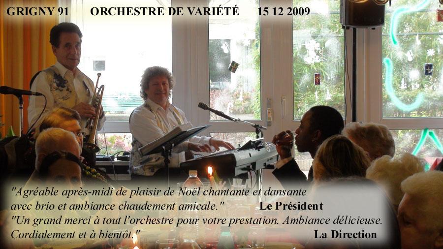 Grigny 91-2009-orchestre de variété 1