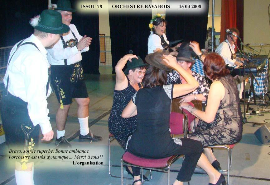 Issou 78 (2008)-orchestre bavarois 1
