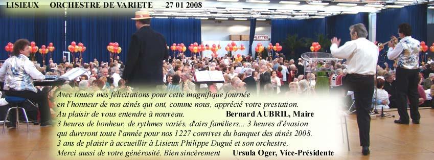 Lisieux 14 (2008)-orcheste de variété 1