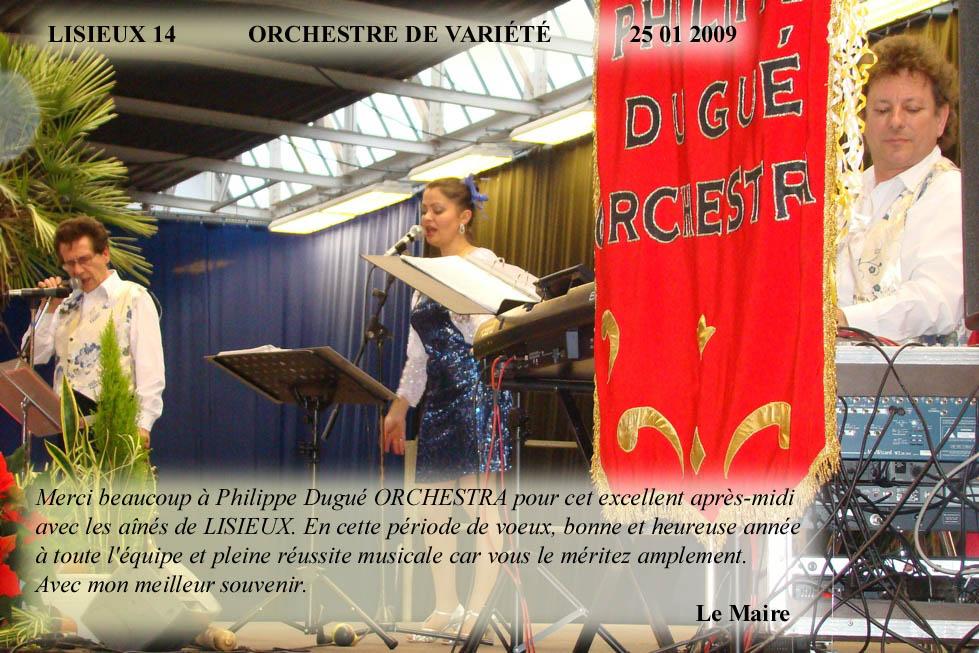 Lisieux 14 (2009)-orchestre de variété 1