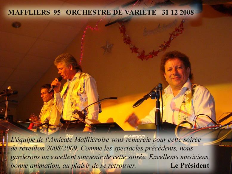 Maffliers 95 (2008) .2-orchestre de variété 1
