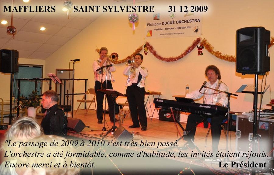 Maffliers 95 (2009)-réveillon saint sylvestre-orchestre bavarois 1