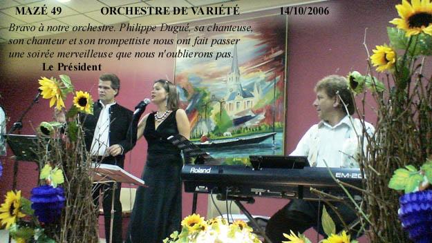Mazé 49 (2006)-orchestre de variété 1