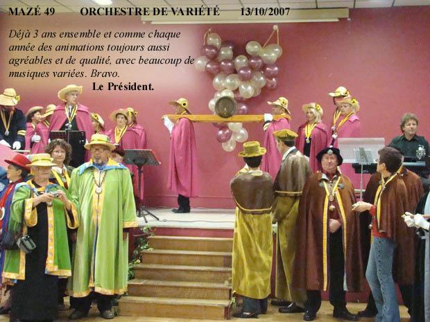 Mazé 49 (2007)-orchestre de variété 1