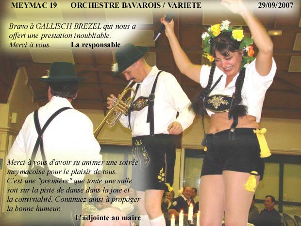 Meymac 19 (2007)- orchestre de variété 1