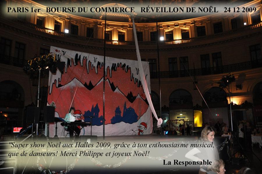 Paris 1-2009-réveillon de noël-orchestre de variété 1